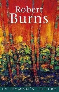 Everyman-Poetry-Robert-Burns-by-Robert-Burns-1997-Paperback-Robert-Burns-1997