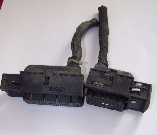Stecker Anschluss Kabel Cabel ECU Steuergerät Motorsteuergerät BOSCH EDC16U 2x