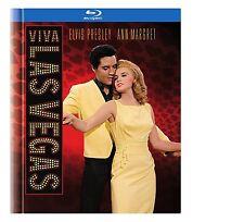 ELVIS PRESLEY :VIVA LAS VEGAS (Digibook 50th Anniv Edition Blu Ray - Region free