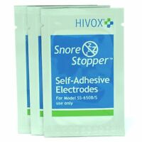 Snore Stopper Self-adhesive Electrode Pads 3 Pack Refill Odorless Ss-650b/s