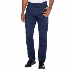 NEW-Calvin-Klein-Men-039-s-Stretch-Straight-Leg-5-Pockets-Pants-Jeans-VARIETY