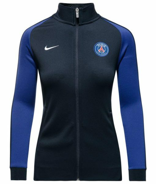 e62cdd92d8edc NIKE Paris Saint-Germain Football N98 Jacket PSG Women's Veste Femme ...
