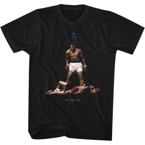 Black American Classics Muhammad Ali All Over Again T-Shirt