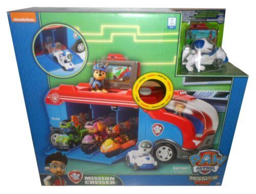 PAW PATROL MISSION PAW CRUISER WITH ROBO DOG *BNIB* SPIN MASTER 6035961