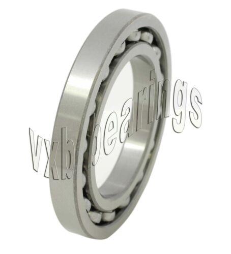 16006 Open 30x55x9 30mm//55mm//9mm Deep Groove Radial Ball Bearings