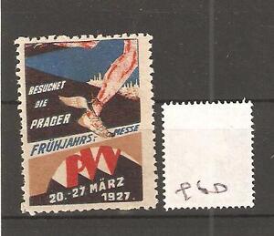 CINDERELLA-Q60-GERMANY-BESUCHET-DIE-PRAGER-FRUH-JAHRS-MESSE-PVV-1927