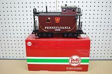 LGB 46656 PRR Pennsylvania 4-Axle Caboose Car *G-Scale*