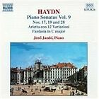 Franz Joseph Haydn - Haydn: Piano Sonatas, Vol. 9 (1999)