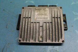 2004-Citroen-C3-9650043480-R0411C001H-Unidad-De-Control-De-Motor-ECU