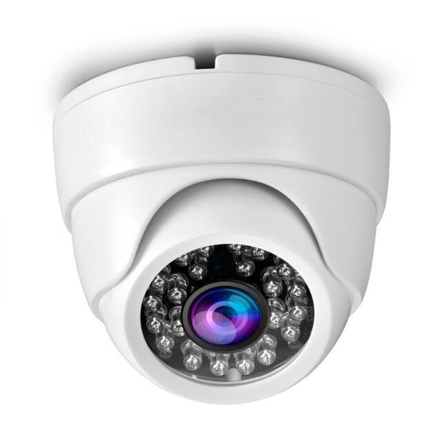 HMQC 3.6MM 1.0MP  AHD Camera Outdoor 720P  Security Waterproof Metal Dome BNC