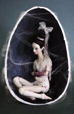 OOAK Doll Porcelain BJD Art Wandering Doll Italy