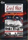 Civil War Battlefields 0011301697844 DVD Region 1 P H