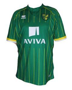Norwich City Trikot