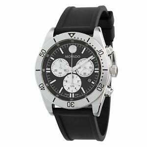 Movado 0607438 Men's Movado Sport Black Quartz Watch