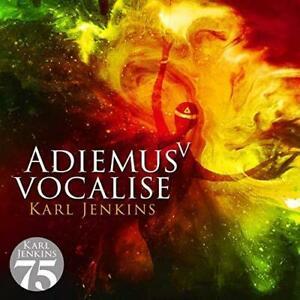 Adiemus-Karl-Jenkins-Adiemus-V-5-Vocalise-Reissue-NEW-CD