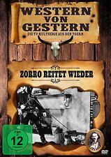 Western von Gestern - Zorro reitet wieder (Filmjuwelen/Dynasty DVD)