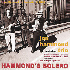 Hammond's Bolero by Jon Hammond Trio sealed new Joe Berger Blues