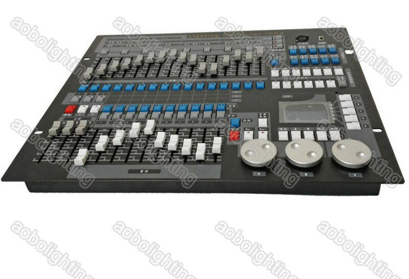 1024 Lighting Controller Mixer Stage Moving Head Beam Console DMX 512 Controller