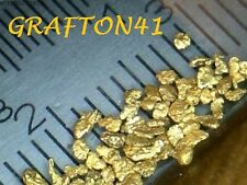 .400 Grams Clean Golden Placer Gold fine Nuggets Bullion  --**