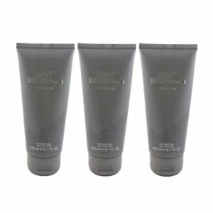 David-Beckham-Beyond-3-x-200-ml-Duschgel-Shower-Gel-Shampoo-Set