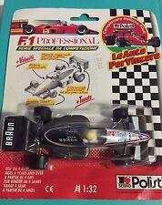 Tyrrell 020 Braun Honda (Polistil F.1 Professional Slot Car 1/32 New In Blister