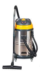 Aspirador-KRUGER-KRA773-Polvo-Agua-2-motores-2-400-w-con-deposito-de-70-litros