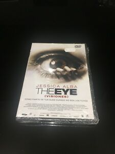 The Eye Visionen DVD Jessica Alba