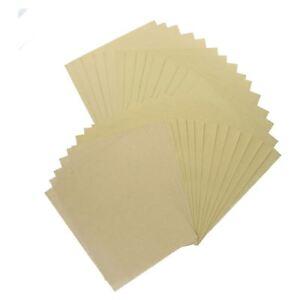 30pc-assortiti-carta-vetrata-fogli-abrasivi-per-metallo-legno-plastica-CONFEZIONE-MISTA-Grit