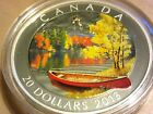 1 oz Fine Silver Coin - Autumn Bliss - Mintage: 7500 (2013)