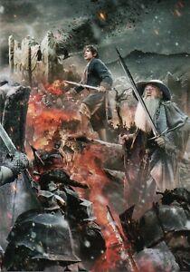 Hobbit Battle Of 5 Armies Promo Card P10