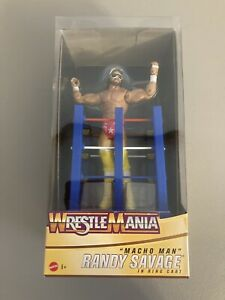 WWE-Elite-Macho-Man-Randy-Savage-Wrestlemania-37-Celebration-NEW-MOC-IN-HAND