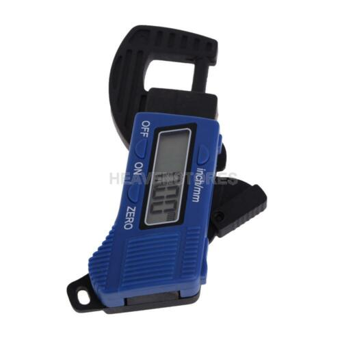 0-12.7mm Carbon Fiber Composites LCD Digital Thickness Caliper Micrometer Guage