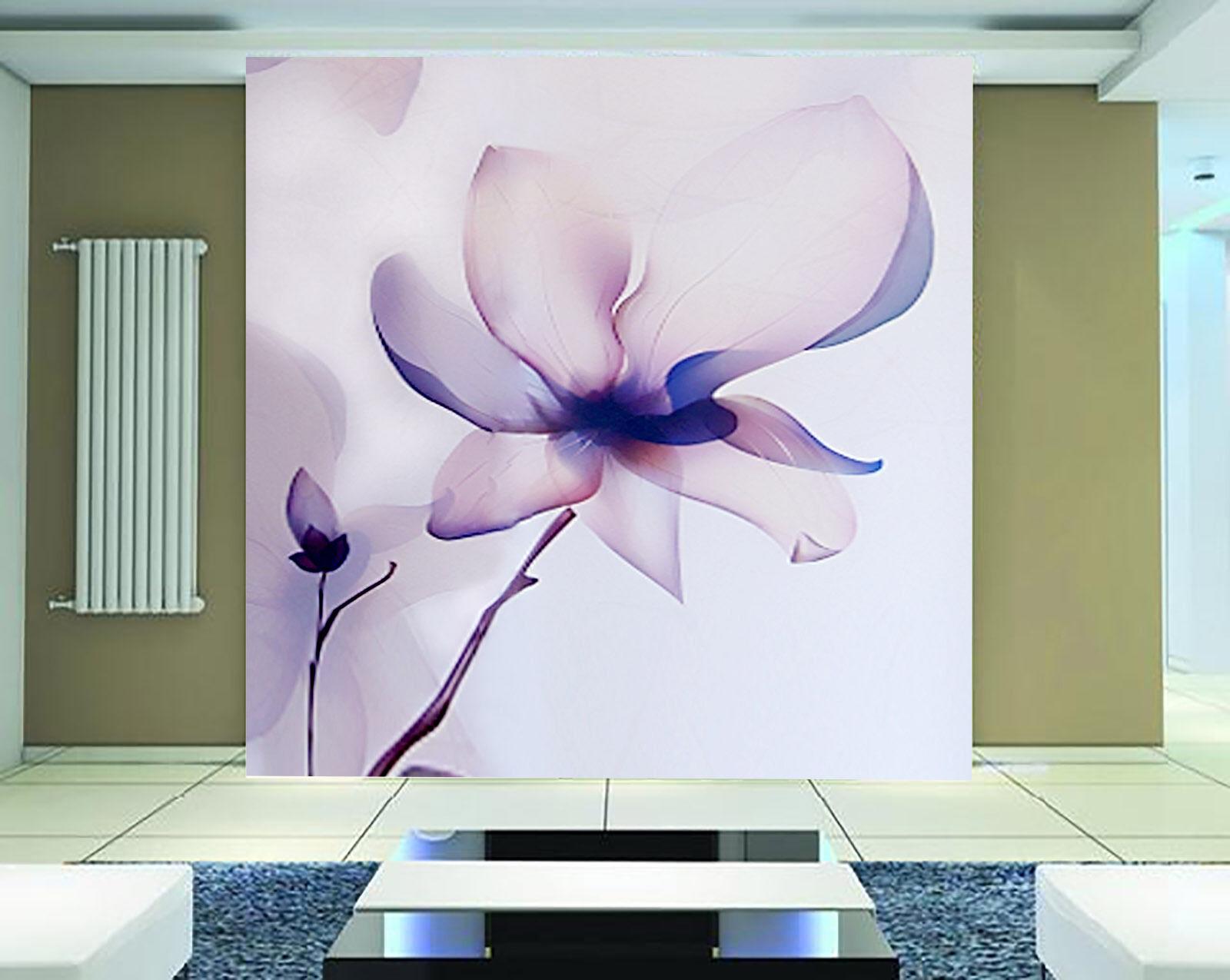 3D lila Painted Petal 047 Wall Paper Wall Print Decal Wall AJ WALLPAPER CA