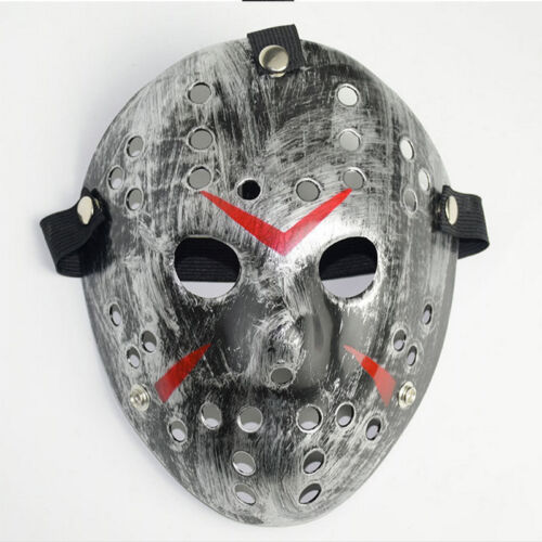 Halloween Party Mask Jason Voorhees Friday Costumes Horror Movie Cosplay Props