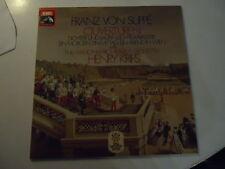 Franz von Suppé - Philharmonia Promenade Orchestra , Henry Krips - Ouvertüren LP