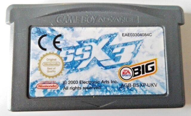 SSX 3 Game Boy Advance