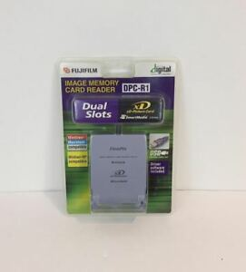 FUJI FINEPIX MEMORY CARD READER DPC-R1 DRIVERS FOR WINDOWS XP