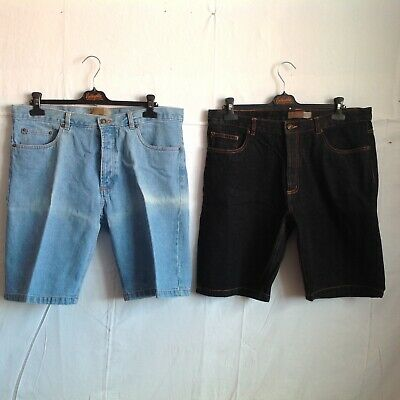 Dedito Deep Valley _ Lot De 2 Bermudas En Jeans _ T46 _ ( Ph02/06/6 )