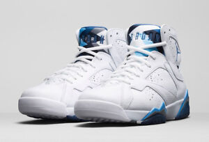 quality design a9d27 bd096 Details about Air Jordan 7 Retro French Blue Sz 14 OVO Bred Nike Space Jam  Taxi Conord