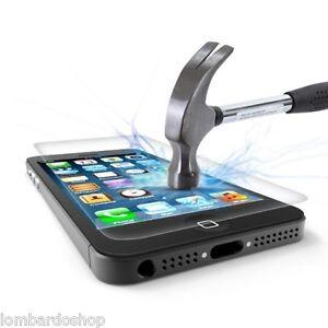 Film-pour-IPHONE-5-C-5S-Protecteur-Ecran-en-Verre-Trempe-Antichoc