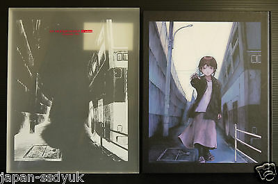an omnipresence in wired JAPAN Yoshitoshi ABe serial experiments lain Art book