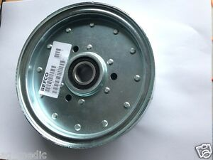 Befco Finish Mower Idler Pulley Code 000-8561 Fits C30 Series