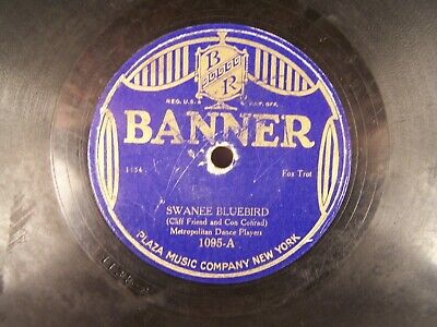 78 Rpm Banner Records Antique Vintage 1930 1940 S Play Music Home Entertainment Ebay