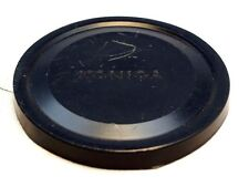 57mm ID Front CAP for 55mm rim KONICA AR  - Japan slip on type Genuine Black