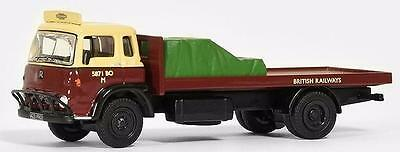 EFE 36303 OO SCALE Bedford TK Short Dropside Lorry British Rail