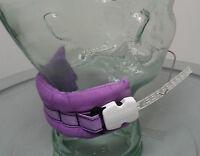 Limited Purple Orthodontic Headgear Prop/costume/rig Kit Cervical Unisex