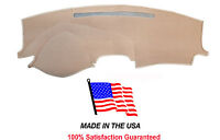 2004-2006 Acura Tl Dash Cover Mat Pad Beige Carpet Ac12-8 Made In The Usa