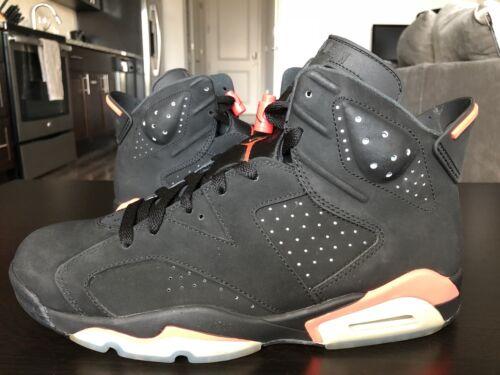 sports shoes 38002 fab26 6 Jordan Nike 5 Infrarouge Nubuck Daim Vi Noir Air Rétro 10 5C5PvqrEH