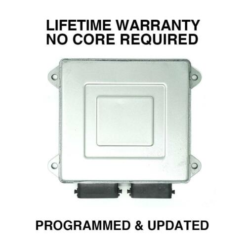 Engine Computer Programmed//Updated 2017 Mazda 3 2.0L PCM ECM ECU