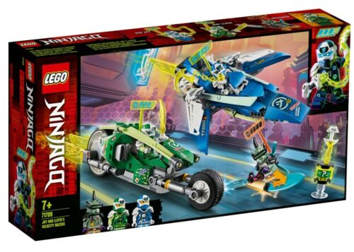 LEGO Ninjago 71710 71709 71706 Ninja-Tuning-Fahrzeug Power VORVERKAUF 2//20